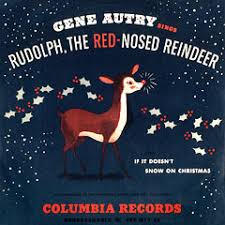geneautry clubhouse rudolph red nosed reindeer