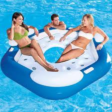canap gonflable piscine île gonflable pour piscine bestway