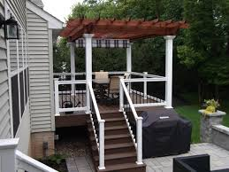 Pergola Shade Covers by Pergolas Photo Gallery Decks R Us