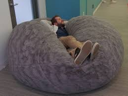 Bean Bag That Turns Into A Bed Internet Is Losing Its Mind Over Lovesac Pillow Chair Insider