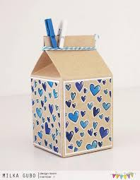 crafty milka valentine milk carton gift box jane u0027s doodles dt