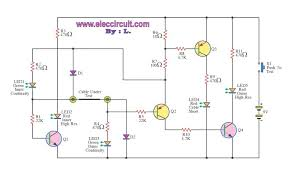 coaxial cable tester circuit circuit diagram world