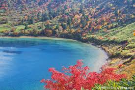 japan u0027s top five most picturesque lakes even more beautiful as
