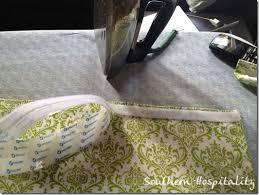 Detachable Bed Skirts Lauren U0027s Easy Bedskirt Tutorial Southern Hospitality