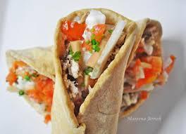arabic wrap chicken shawarma no grill no bake version recipe mareena s