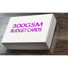 Budget Business Cards Business Cards