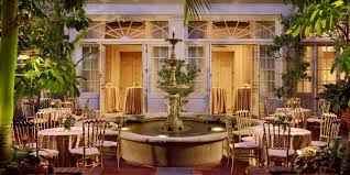 wedding venues new orleans weddings royal sonesta new orleans