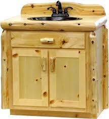 Pine Bathroom Furniture Enchanting Pine Bathroom Furniture Foter On Cabinets Best