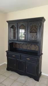 furniture used china hutch china hutch oak china cabinet hutch