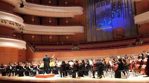 Segerstrom Beckman Chamber Orchestra At Segerstrom 20170311 Youtube
