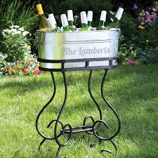 Oval Party Beverage Tub by Diy Decorating Galvanized Beverage Tub U2014 The Wooden Houses