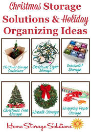 Diy Christmas Ornament Storage Ideas by 55 Best Christmas Storage Solutions Images On Pinterest