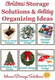 best 25 storage ideas on ornament storage