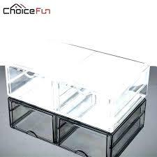 clear acrylic desk organizer acrylic desk drawer organizer clear acrylic desktop organizer pen
