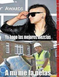 Skrillex Meme - skrillex meme by ricardo zero129 memedroid