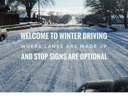Driving In Snow Meme - 25 best memes about winter driving winter driving memes