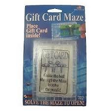 gift card maze mag nif gift card maze 82382012604 ebay