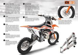 ktm motocross gear dirt bike magazine first 2017 models ktm 50sx 65sx 85sx