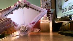 Shabby Chic Table by Shabby Chic Table Centerpiece Youtube