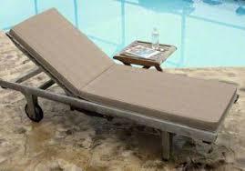 Chaise Lounge Cushion Custom Chaise Cushions