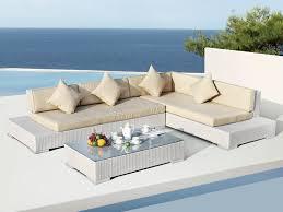 canapé jardin résine best salon de jardin resine blanc design pictures amazing house
