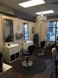 Home Hair Salon Decorating Ideas L Paradis Salon Styling Stations Salon Decor Pinterest