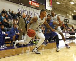 of sioux falls athletics usf s ward named to odio