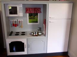 diy play kitchen ideas turn an tv cabinet into a play kitchen the owner builder