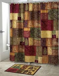 Cabin Shower Curtains Shower Curtains Cabin Place