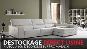 canape design destockage canape design direct usine