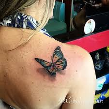 Flower Butterfly Tattoos 01 100 Amazing Butterfly Designs And Design
