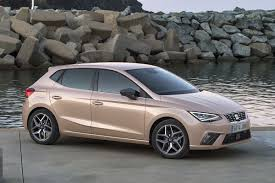 rose gold cars seat ibiza 1 0 tsi 115ps 2017 road test road tests honest john