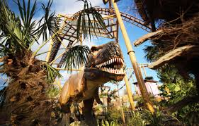 9m new lost kingdom theme park at paultons park set to open