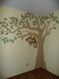 Nursery Monkey Wall Decals If We Have A Boy We Are Thinking Monkey Jungle Theme This Would