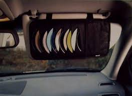 porta cd per auto porta cd parasole per auto borsa dvd giochi nuovo ebay