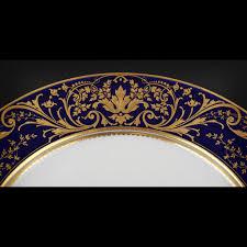 assiettes en bois sevres assiette en porcelaine de sèvres 2010090144 expertissim