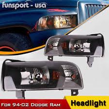2001 dodge ram 2500 headlight assembly 10 dodge ram headlights ebay