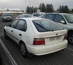 1999 Corolla Hatchback Ziggije 1993 Toyota Corollasedan 4d Specs Photos Modification