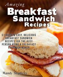 150 best breakfast sandwich maker recipes pdf