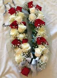 fresh flower garlands for indian weddings on wedding flowers with
