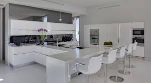 Minimal Kitchen Design Kitchen Design White Ceramic Tile White Stylish Minimalist