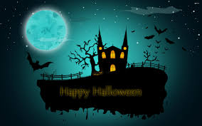 halloween wallpaper for computer halloween desktop wallpaper moon