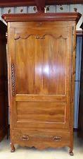 Cherry Armoire Wardrobe Cherry Antique Armoires U0026 Wardrobes Ebay