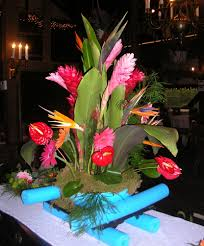 Tropical Party Themes - designs unlimited interior landscapes plant rentals for weddings