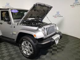 jeep honda 2014 used jeep wrangler 4wd 2dr sahara at honda of danbury serving