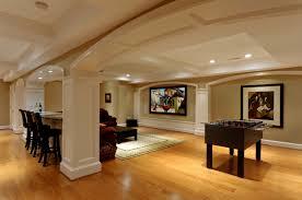 plush design basement floor ideas gallery of unfinished flooring