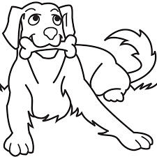 Dogs Color Pages Free Printable Dog Coloring Pages For Kids