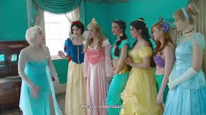 frozen musical feat disney princesses video dailymotion