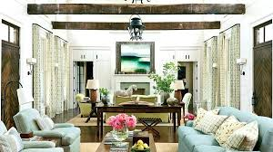 home interiors decorating southern living home interiors balance rustic elements southern