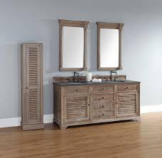 Savannah Vanity James Martin Savannah Double 72 Inch Transitional Bathroom